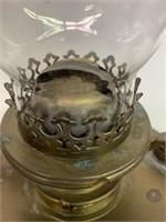 Antique Brass Oil Lantern