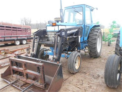 Ford Tractor Other Auction Results - 2 Listings