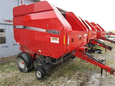 Case Ih Round Balers For Sale In Missouri - 13 Listings