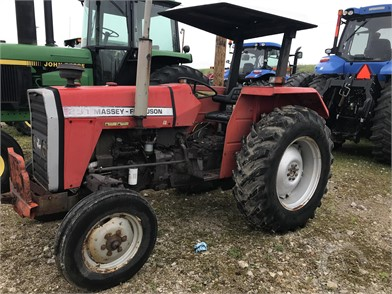 MASSEY-FERGUSON Less Than 40 HP Tractors Auction Results