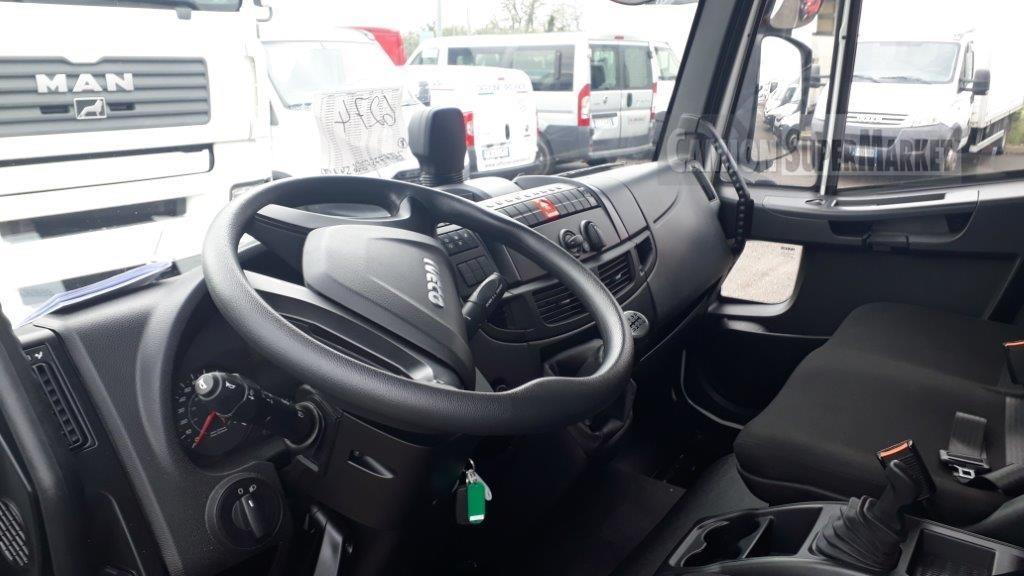 Iveco EUROCARGO 75-210 used 2016 Veneto