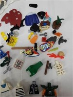 LEGO Figures....Parts and More