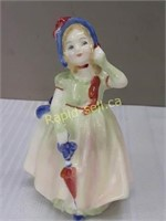 2 Royal Doulton Figurines