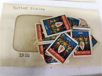Vintage United States Seals