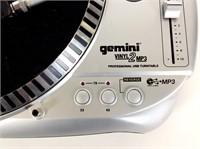 Gemini USB / Analog Turntable