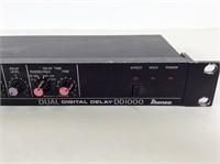 Ibanez/ Maxon Duel Digital Delay DD1000