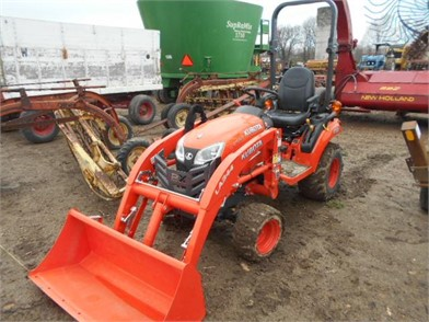 KUBOTA BX2680 WITH LOADER Other Auction Results - 1 Listings