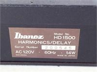 Ibanez/ Maxon Harmonics Delay HD1500
