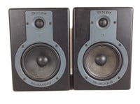 "A-Audio BX5A 5"" Studio Monitors"