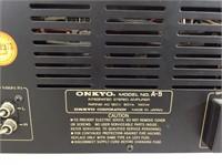 Onkyo A-5 Stereo Ampliphier