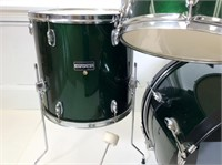 4 pc Enforcer Drum Set