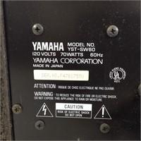 Yamaha Active Servo Processing Subwoofer System