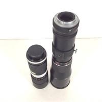 2 Vivitar Lenses