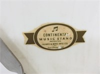 Humes & Berg Continental Music Stand