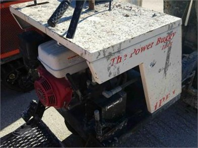 THE POWER BUGGY Construction Equipment For Sale - 3 Listings