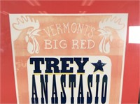 Ltd Ed. Show Poster Vermont's Big Red 2002