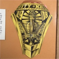 1967 Youngstown State University Class Ring Design