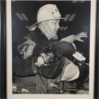 Youngstown Vindicator Fireman Photo