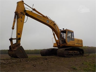 DEERE 690E LC Auction Results - 31 Listings | MachineryTrader com