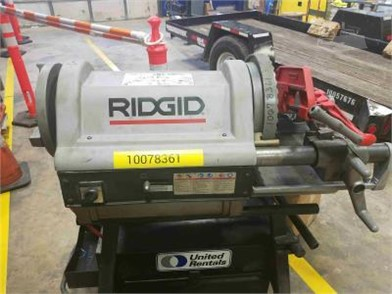RIDGID Other Items For Sale - 12 Listings | MachineryTrader com au