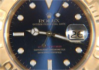 Rolex 18K Yacht-Master Men's Watch