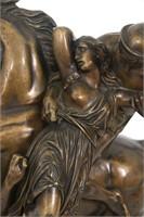 Antoine-Louis Barye Bronze Sculpture