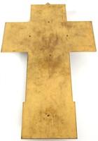 Ferdinand Barbedienne Crucifix in Case