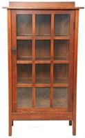 Gustav Stickley China Cabinet No. 820