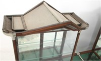 Excelsior Double Tower Steeple Display Case