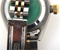 Ladies Rolex Oyster Wrist Watch