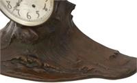 "Seth Thomas Ship's Bell Mantle Clock ""Montauk"""