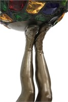 Chunk Jewel Deco Figural Lamp