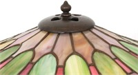 Duffner & Kimberly 20 Inch Leaded Table Lamp