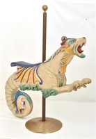 Herschell-Spillman Carousel Sea Monster Figure