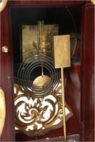 Lenzkirch Bracket Clock On Pedestal