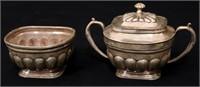 6 Piece Mexican Silver Tea Set