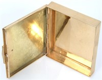 Tiffany & Co. 14K  Art Deco Compact