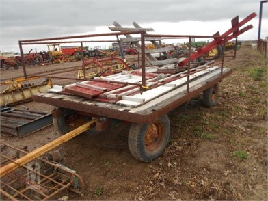 4 Wheel Flatbed Wagon Other Auction Results - 1 Listings