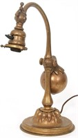 Tiffany Studios Dore Bronze Counterbalance Base