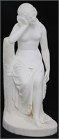 Pietro Franchi Carved Marble Sculpture