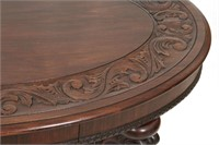 R.J. Horner Winged Griffin Library Table