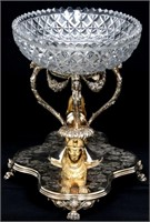 Mappin Brothers Silver Plated Centerpiece