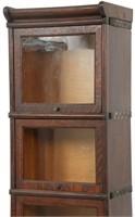Macey Oak 5 Section Mini Bookcase