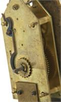 Miniature Bronze 1 Hand Novelty Clock