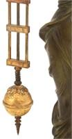 Junghans Figural Swinger Mystery Clock