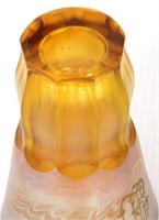 Steuben Compote & Tiffany Shot Glass