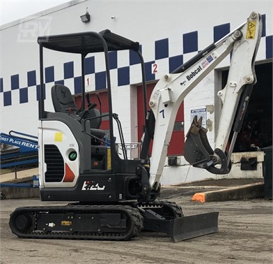 BOBCAT Mini (Up To 12,000 Lbs) Excavators For Rent - 216 Listings