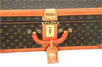 Louis Vuitton Hard-Sided Suitcase Trunk