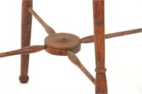 Paine Furniture Co. Oak Shaving Stand