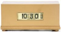 "General Electric ""Executive"" Desk Clock 1948"
